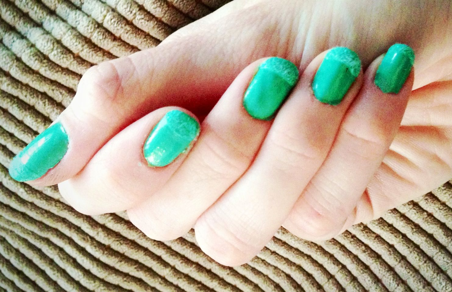 Tutorial - Fuzzy Tips! - Nails For Nickels