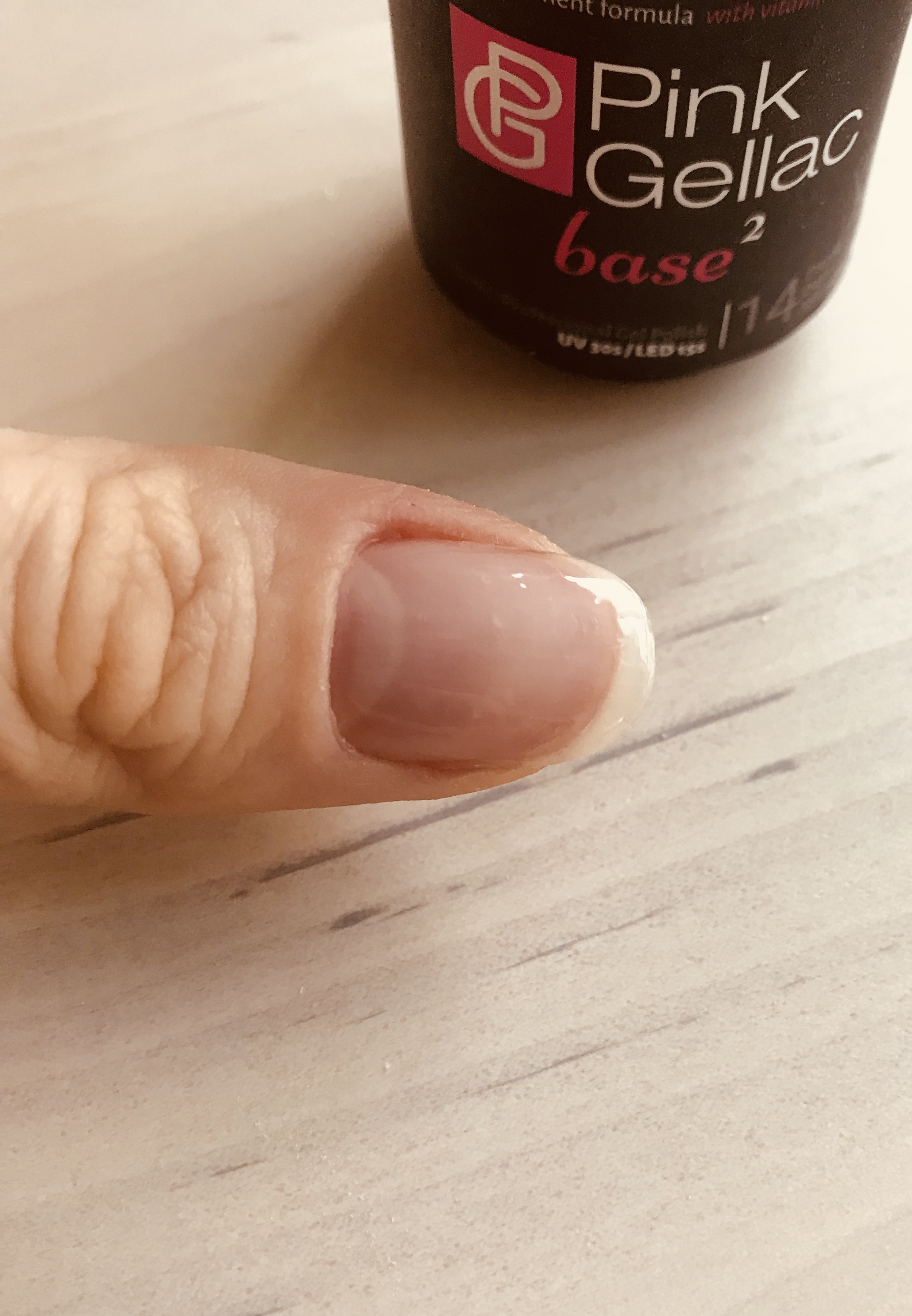 Tutorial - Gel Nails with Pink Gellac - Nails For Nickels